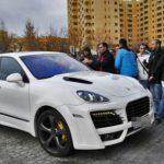Antonio Lopez – Porsche Cayenne TechArt Magnum