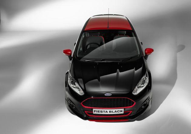 Ford Fiesta Black Edition