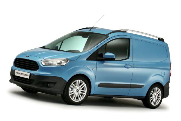 Ford Transit Courier: furgone di piccole dimensioni