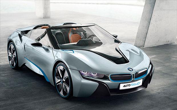 BMW I8 e sostenibilità: le iniziative