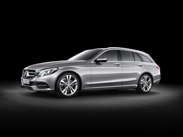 Nuova Mercedes Classe C Station Wagon