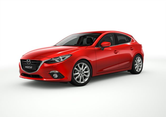 nuova mazda 3: l'alternativa compatta giapponese - autotoday.it