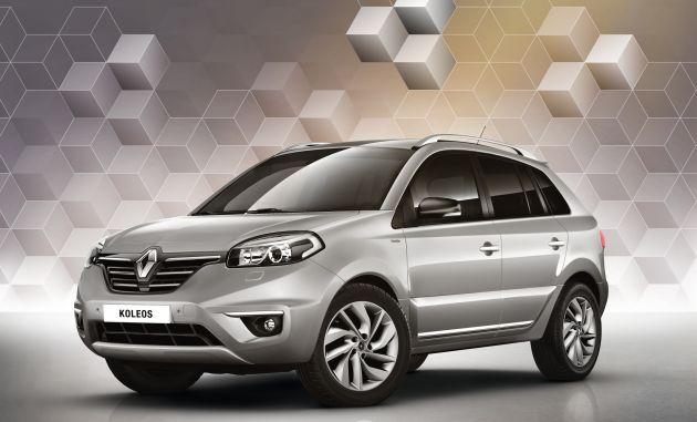 Renault Koleos Limited
