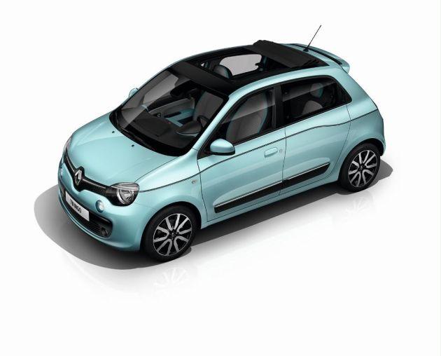 Renault Twingo OpenAir
