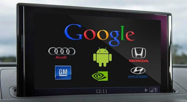 Auto Link, l'Os di Google per le auto