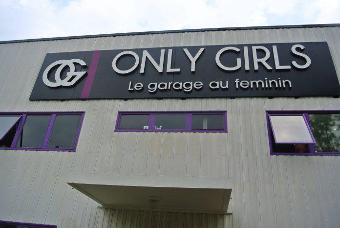 Only Girls, l'officina per donne