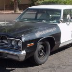 Dodge Blues Brothers-mobile 1974