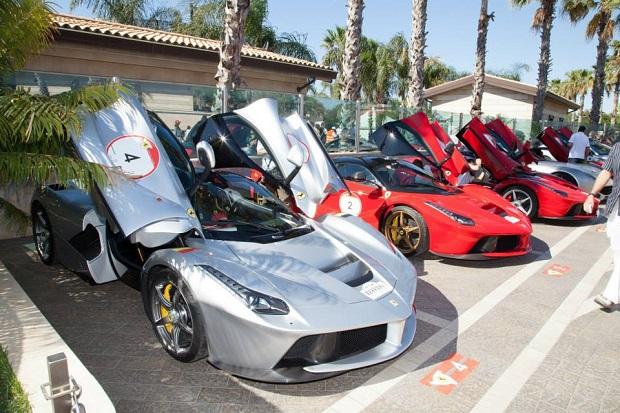 Ferrari Cavalcade 2014