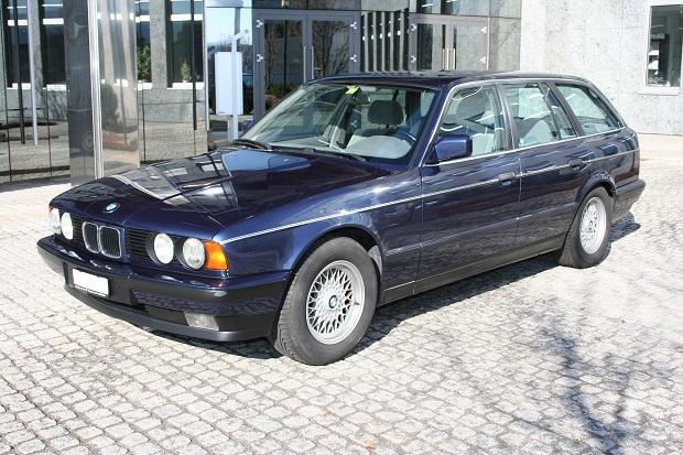 Un esempio di auto usata