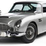 Aston Martin DB5 1963 di James Bond