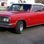 Chevrolet Chevelle Malibu - Pulp fiction
