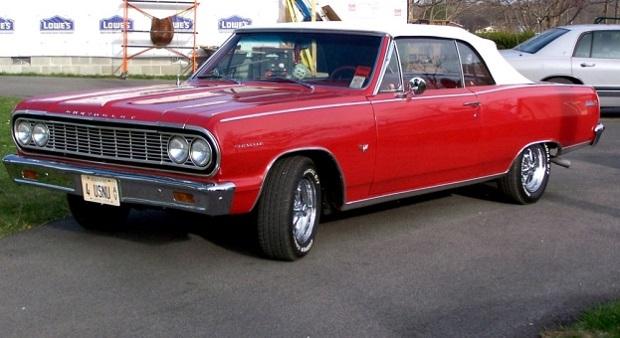Chevrolet Chevelle Malibu - Pulp fiction - AutoToday.it