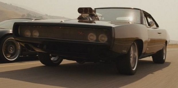 Dodge Charger RT 1970 - Fast and Furious