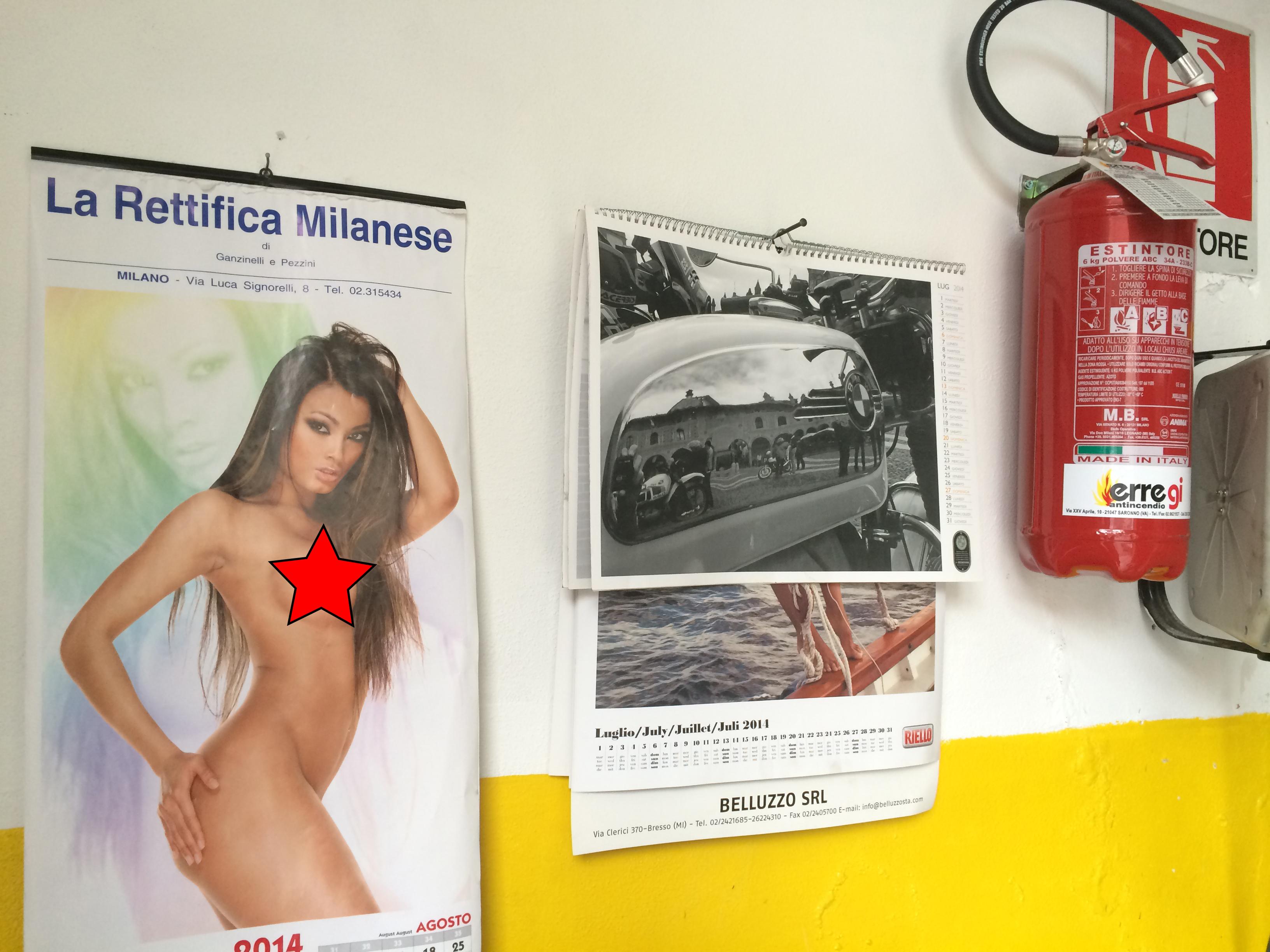 Calendario Meccanici.Il Calendario Del Tuo Meccanico Autotoday It