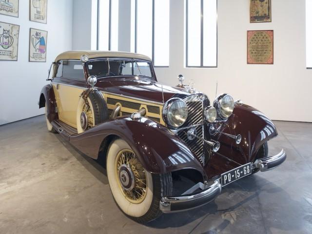 Il Museo dell'auto di Malaga