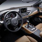 Audi A7 Sportback restyling