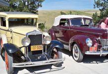 Due esempi di auto storiche