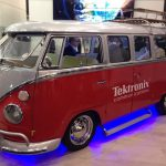 "Il furgoncino Volkswagen ""Bulli"""