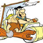 La macchina dei Flintstones