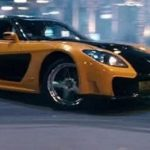 Mazda RX 7 1997 - Fast and Furious