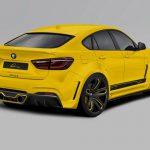 Nuova BMW X6 Lumma