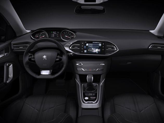 Nuova Peugeot 308 Sw