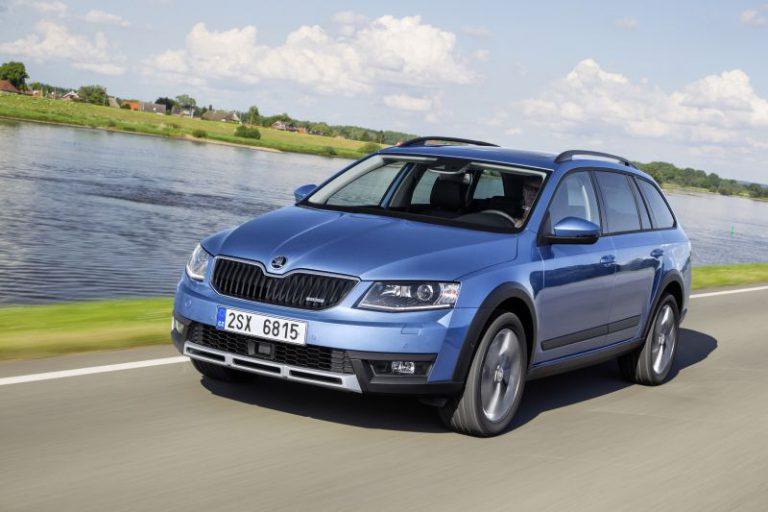 Skoda Octavia Scout 2014: a settembre arriva la nuova station wagon