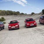 Le 4 generazioni di Seat Ibiza