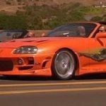 Toyota Supra Turbo 1995 - Fast and Furious