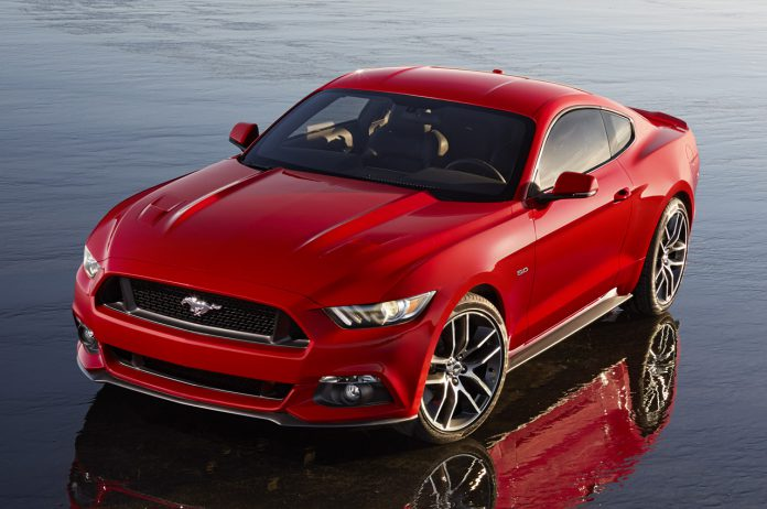 La nuova Ford MustangLa nuova Ford Mustang