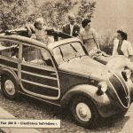 La Fiat 500 B