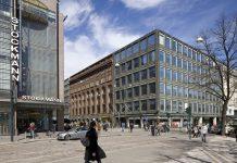 Un'immagine di Helsinki
