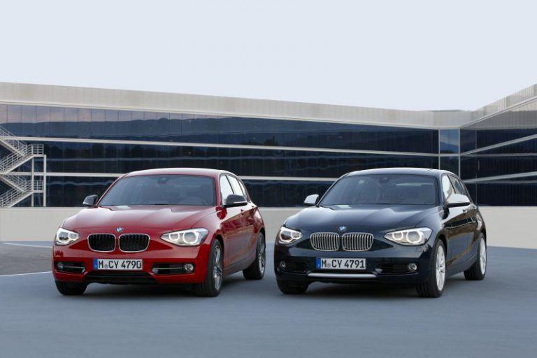 BMW: nel 2015 il restyling della Serie 1 e l'inedita M2