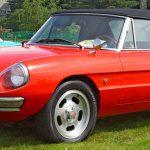 L'Alfa Romeo Spider