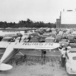 Uno dei primi Drive In aperti negli Usa