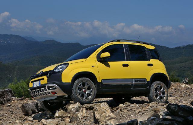 Scheda tecnica Nuova Fiat Panda Cross