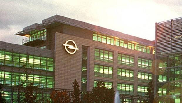La sede Opel in Germania