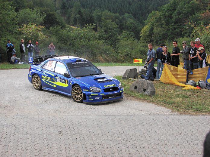 Il Rally di Germania, nona prova del mondiale WRC