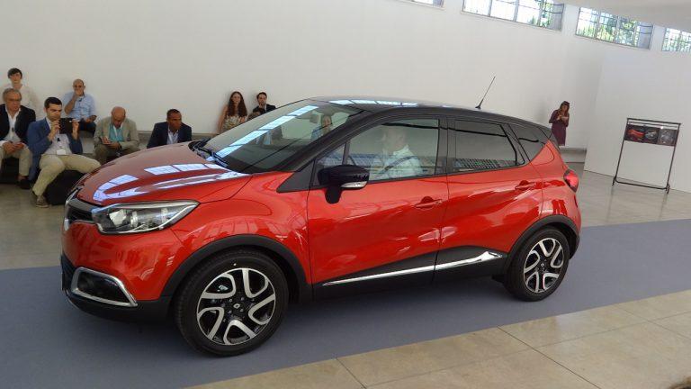 Nuova Renault Captur: la versione speciale Project Runway