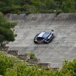Carlos Sainz prova il record della pista con l'Audi R8