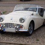 La Triumph TR3