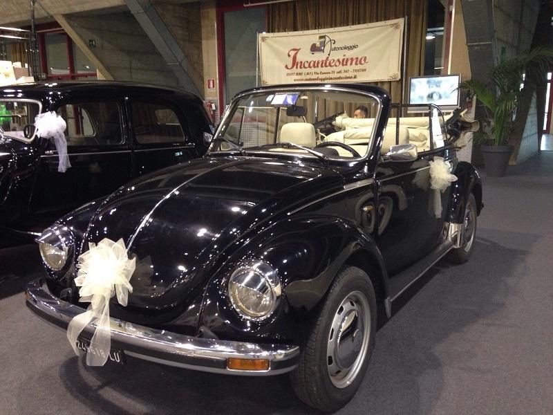 Le auto più belle per il vostro matrimonio