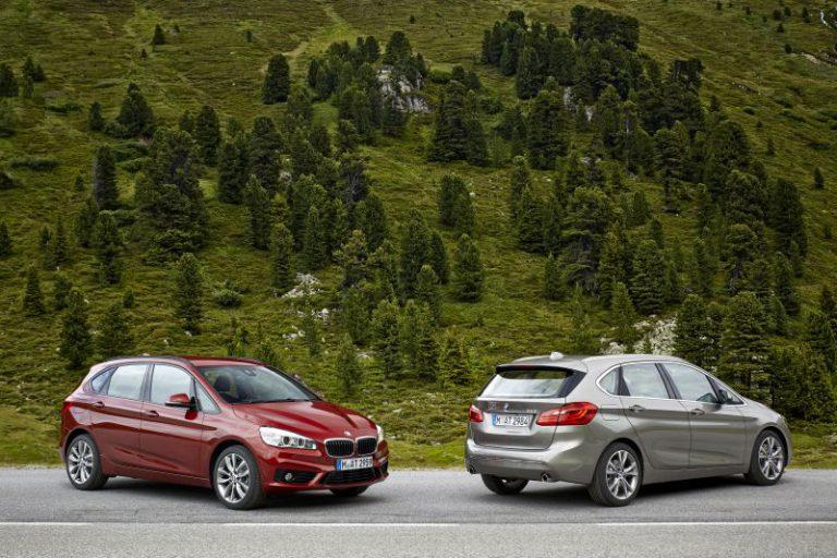 Nuova BMW Serie 2 Active Tourer: nel 2015 la ibrida Plug-In