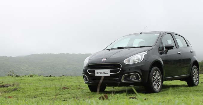 La nuova Fiat Punto Evo realizzata per il mercato indiano
