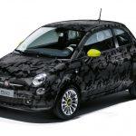 Fiat 500 Camouflage