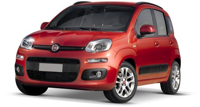 La Fiat Panda