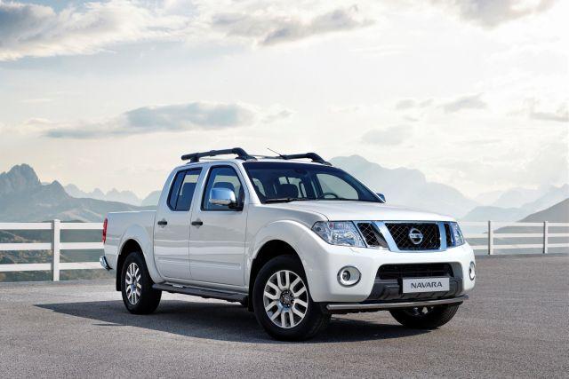 Nissan Navara scheda tecnica