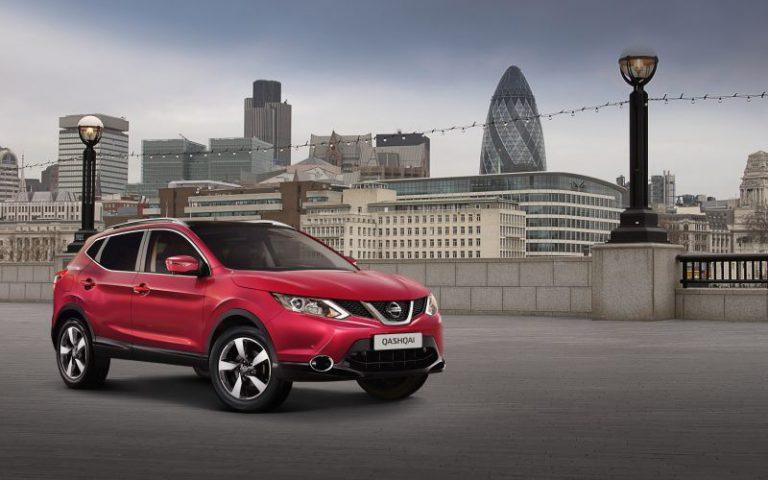 Nuova Nissan Qashqai: la motorizzazione a benzina 1.6 DIG-T da 163 CV