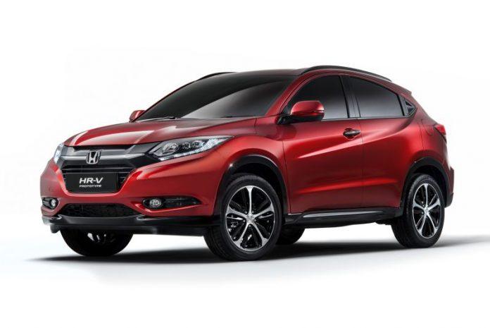 Nuova Honda HR-V