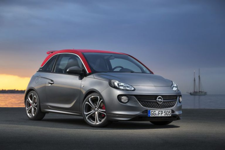 Nuova Opel Adam: in arrivo nuove declinazioni